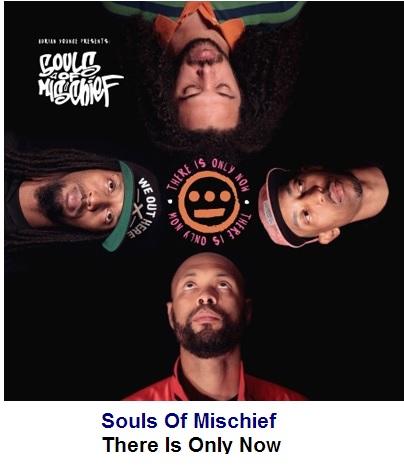Souls of Mischief - NEW ALBUM 2/18/14